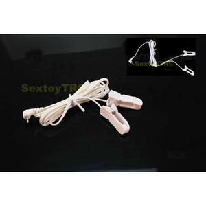 Bondage Clitoris Sex Toy Labia Electrastim Pince électrique Titiller engrenage Shok Pinces Fétiche BDSM Electro Accessoires B0316027 Xhdub