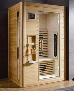 Forêt espace haut de gamme sauna bar oxygène sur mesure chambre confortable saine profiter petite salle de vapeur khan SH104