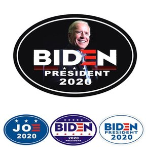 Кухонные инструменты кухни 2020 Джо Байден США Президентские выборы Letters автомобиля стикер МАГНИТНЫЙ водонепроницаемый стикер украшения OWD212