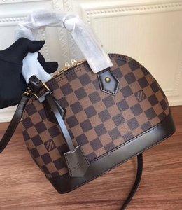 luxurys designer borse Speedy ALMA BB donne del sacchetto guscio del fiore di cuoio borsa borse a tracolla in rilievo borsa crossbody borse Messenger