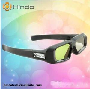 Universal DLP link Active Shutter óculos 3D para 3D Ready DLP 94-144Hz