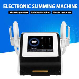 Taşınabilir Emsculpt Emslim Hi-EMT Makinesi EMS Kas Uyarıcı Yağ Yakma Şekillendirme Hiemt Emsculpt Zayıflama Güzellik Ekipmanları