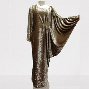 New Style Classic African Women Dashiki Fashion Loose Long Dress African Maxi Dress For Women Clothes Islamic Robe