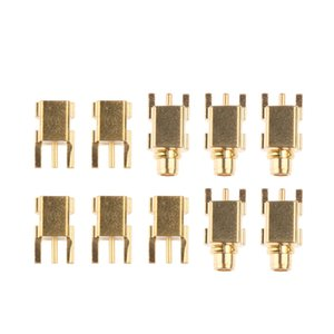 SE215 / SE315 / SE425에 대한 10PCS 남성 + 여성 MMCX 소켓 헤드셋 와이어 수리
