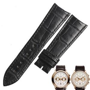 couro de crocodilo Marca Bandas personalizado Assista bracelete Makers Atacado e Varejo 2020 loja online