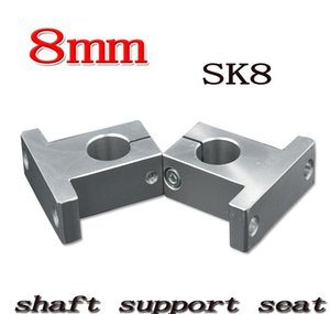 Wholesale- Sk25 Sh25a 25mm Linear Shaft Support 25mm Linear Rail Shaft Support Xy qylyXA bdesybag