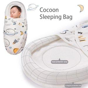 Sac de couchage nouveau-né orzbow pour enveloppes de bébé pour les écoulements de la couverture d'hôpital de maternité Baby poussette Portable SleeSack W1218