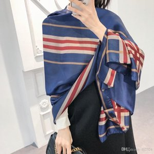 2020 Fashion high quality brand women's wear scarf brand design scarf women's wear boutique letter animal design scarf