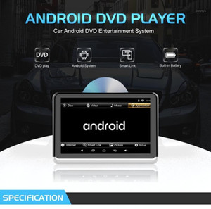 """Navirider 10.1"""" Android 6.0 bluetooth stereo car DVD car accessories headrest monitor portable video player for most vehicles1"""