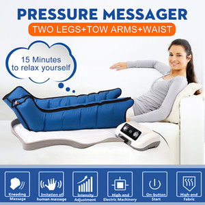 6-room air leg compression massager infrared vibration treatment arm air size package air relaxation reduce massager pain