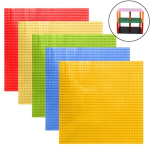 Base plate of Small Bricks Baseplates 32*32 DIY Building Blocks Toys base Compatible with major brand blocks
