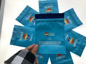 Wagen Lokale Insel Edibles Mylar Fruit Pre-Roll-Minis-Pack Verpackung Beutel leeren Taschen bbysa nana_shop