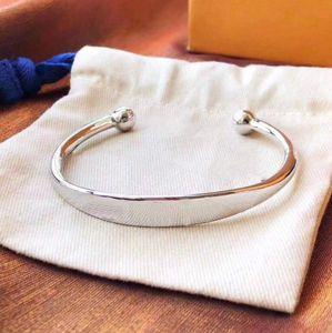 En Kaliteli 925 Ayar Gümüş Bilezik Açılış Ayarlanabilir Destek Gümüş Bilezik Erkekler Ve Kadınlar Için Takı Bilezik Moda Trend Kaynağı