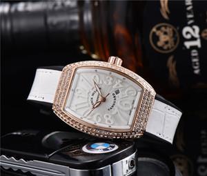 SaleTop 품질 FM 여성 시계 패션 캐주얼 시계 여성 손목 시계 유명한 시계 연인 시계 숙녀 시계 최고의 크리스마스 선물에