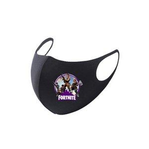 Yarım Koruyucu Airsoft Paintball Kafatası Gece Kale Yüz Maskesi İskeleti Cadılar Bayramı # 854 Twoxc
