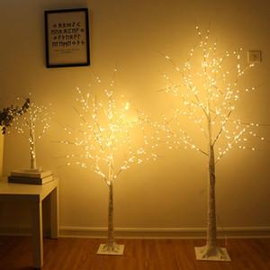 1pc 2020 Christmas Led Birch Tree Lights Luminous Lamps New Year Lights Garden Terraces Christmas Trees Decoration Led Lamp sqcSRF