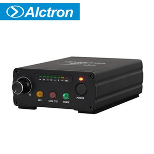 Alctron rd501 preset multi function single frequency microphone recording, integrated phase switch, ghost power supply 48V, low frequency sw