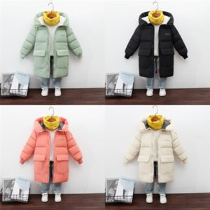 8rzn HH children kids Outerwear Coat and Girl autumn Warm Dropshipping Hooded Boy teenage ultra light down jacket for child parka jacket
