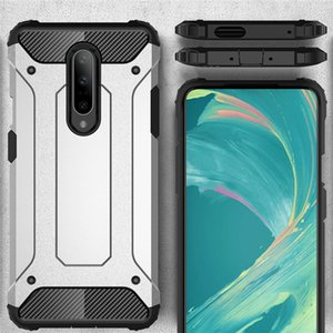 Rugged Armor Case for OnePlus 8 PRO 1+8T One plus 7 pro Case Cover for One Plus Nord 8nord +Z Shockproof Phone Case