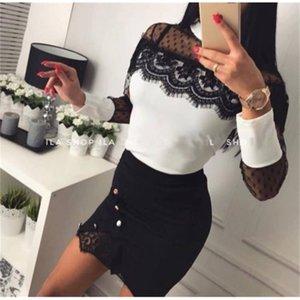 Горячие моды юбки Женщины Высокая талия крепежник карандаш Женский Bodycon замшевая кожаная кожаная юбка