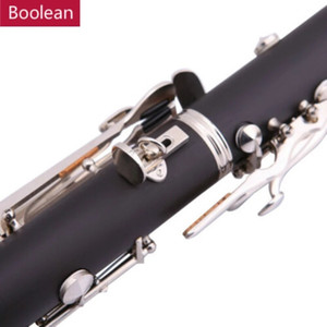 Professional performer clarinet in G tone laminated wood with good skin tone