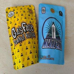 Taschen-Tasche Taschen Kindergesicherte 3.5-7g Verpackung Edibles Merzcato Mylar Local Leer wmtjuo yyysports