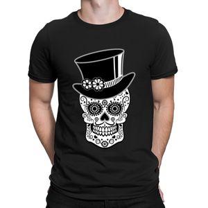 Herr Zuckerschädel-T-Shirt Slogan Personalisierte heiße Verkaufs-Damen-T-Shirt für Männer Kostüm Anlarach Popular Sport T-Shirt Hoodie