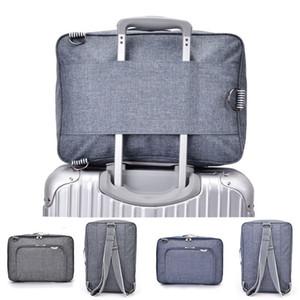 Multifunction Men Travel Bag Large Capacity Suitcases and travel bags Women Fashion Back Pack trip Original Laptop Backpacks Bag LJ201119