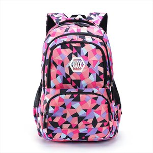 Fashion Prints Elementary School Backpack Kids Book Bag Breathable Children School Bags Leisure Travel Daypack Mochilas Escolar