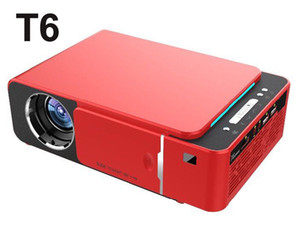 UNIC T6 mini projector kids projector 30000hours lamp life 720p 100inch screen Support HDMI USB SD Home Media Player