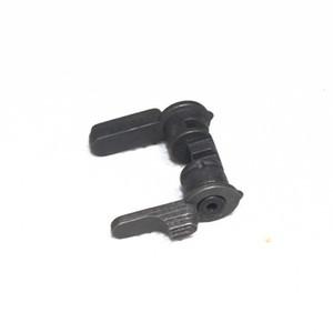 GBB AR-15 스틸 Ambi Selector 세트 전술 .223 / 5.56 Ambidextrous Safety Selector Ambi는 AR15 액세서리 용 MIL-SPEC 8620 스틸을 대체합니다.