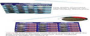 10PCS / LOT سوني CR2032 الأصل بطاريات زر خلية بطارية 3V عملة الليثيوم لووتش التحكم عن بعد حاسبة CR2032 wmtOHM bdedome