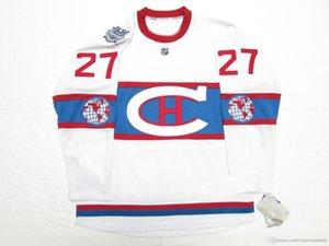 Cheap custom Alex Galchenyuk MONTREAL CANADIENS 2016 WINTER CLASSIC JERSEY stitch add any number any name Mens Hockey Jersey XS-5XL
