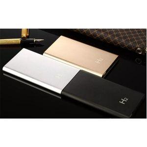 Retail H2 IR Night Vision Power Bank HD 1080P Mini Caméra 5.0mp Coms Ultra-mince DVR Digital Video Enregortre