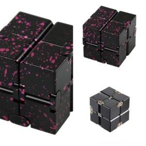 HK9hn Rubik's Cube Dritto Telefono Straight Case XRLABEL Gear Infinito Cube Cube Rubik Cubo Anti-Drop Novità Caso morbido per lettera