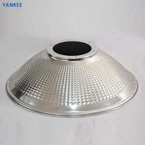 Metal spinning aluminum lampshade