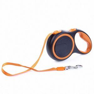 Kimpets durevoli riflettenti Pet Dog guinzagli per cani grandi automatica estensione della trazione corda retrattile Big Dog Pet Walking Le I49r #