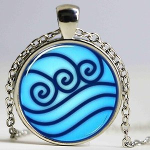 2020 очаровывает ожерелья Аватар ожерелье Last Airbender, Легенда KORRA Племя Воды чокеровщик Jewelry