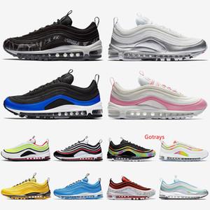 Cojines de aire hombres de las mujeres de los zapatos corrientes metálico paquete del tinte del lazo Negro Chicago voltios Jayson Tatum Triple Estrella Blanca NIK las zapatillas de deporte de diseño