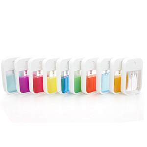 Vente chaude de la bouteille de pulvérisation de parfum de 40 ml de pulvérisation rouge filet chaud fidélidisseur de pulvérisation de bouteille de voyage