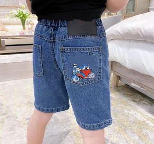 Hot Children Denim Shorts Fashion Summer 2021 Kids Boys Pants Toddler Baby Girls Cotton Casual Sports Pants tops