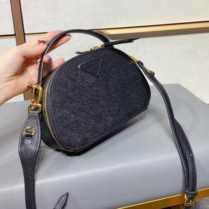 Meia Moon Crossbody Bag Mulheres Luxo Mini Bolsa De Couro De Couro Saco Removível Ajustável Ombro Strap Designer Bolsas De Lona