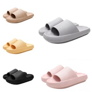 MBN New arrivel desinger Slippers Slide Foma Sand mens black Water Shoes fashion Bone home slipper Desert Runner Resin white high quality