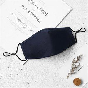 Доставка 2020 Hot Usa Fast Designer я не могу дышать шарф моющийся многоразовый Защитная ткань маски Маски Велоспорт Face C030 # 342