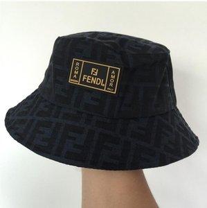 Unisexe adulte chapeau de pêcheur seau Chapeau Sided Porter Imprimer crème solaire extérieur Cap Hip Hop Pêche