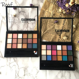 Makeup Palletes 18 color Shadow Matte Eye Shadow Shimmer Long Lasting Brighten Palette Makeup Pressed Powder Professional