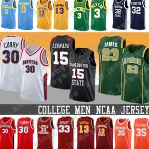 Z4 MEN ايفرسون NCAA 21 جويل 25 بن Embiid سيمونز الشباب 11 TRAE 14 تايلر 0 جيسون Herro تاتوم كلية كرة السلة الفانيلة