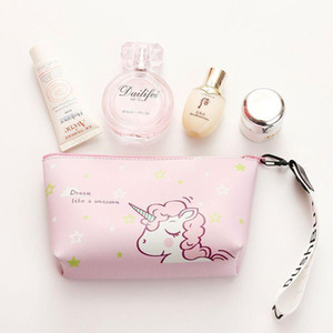 higiene Unicorn Bag grande capacidade saco impermeável higiene viagem portátil para levar com você