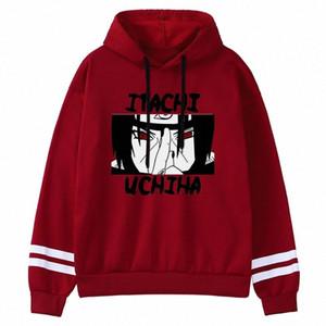 Anime Naruto itachi uchiha cool Hoody Women Hip Hop Hoodie Autumn New Casual Hoodies Splicing Loose Clothes Women Sweatshirts #IC2a