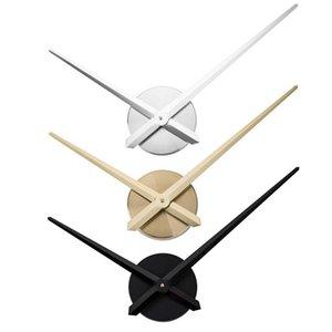 Neyisely Wall Wall Silent Movement Kit أجزاء آلية على مدار الساعة مع آلية الكوارتز